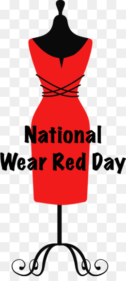 Wear Red Today February 7th